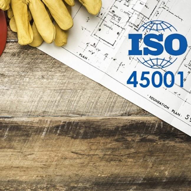 ISO 45001 İş Sağlığı ve Güvenliği Yönetim Sistemi  İç Denetçi Eğitimi